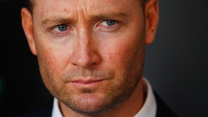 Australia vs India: Michael Clarke injures hamstring 'could never play again'