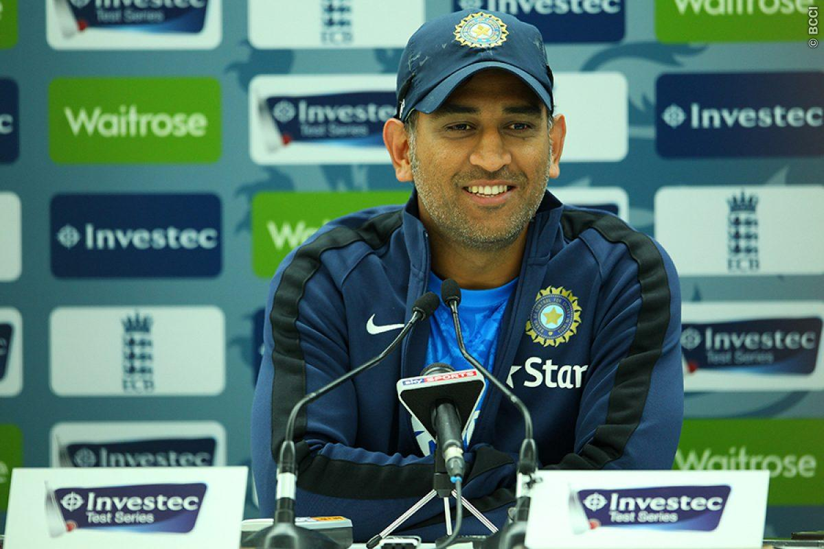 Team India focused on winning Windies series, says MS Dhoni