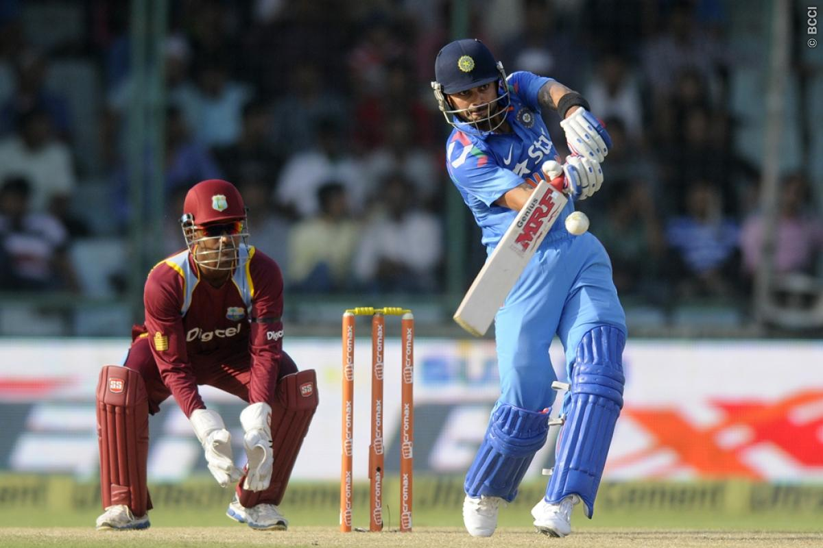 Changing Kohli's batting position was good for team: MS Dhoni