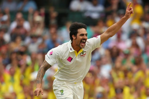 2nd Ashes Test Scores: After Steve Smith double-hundred, Mitchell Johnson rattles England