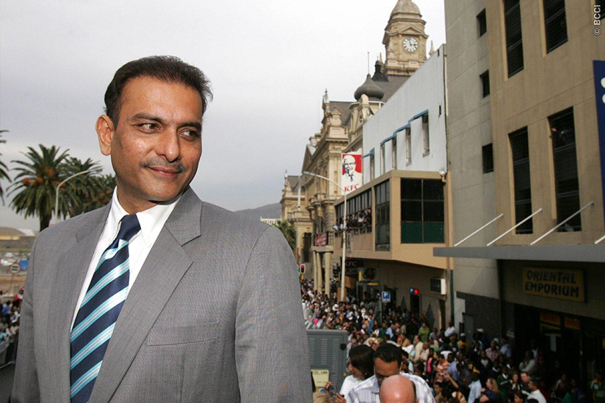 Ravi Shastri: There was no Need to Conduct Champions Trophy