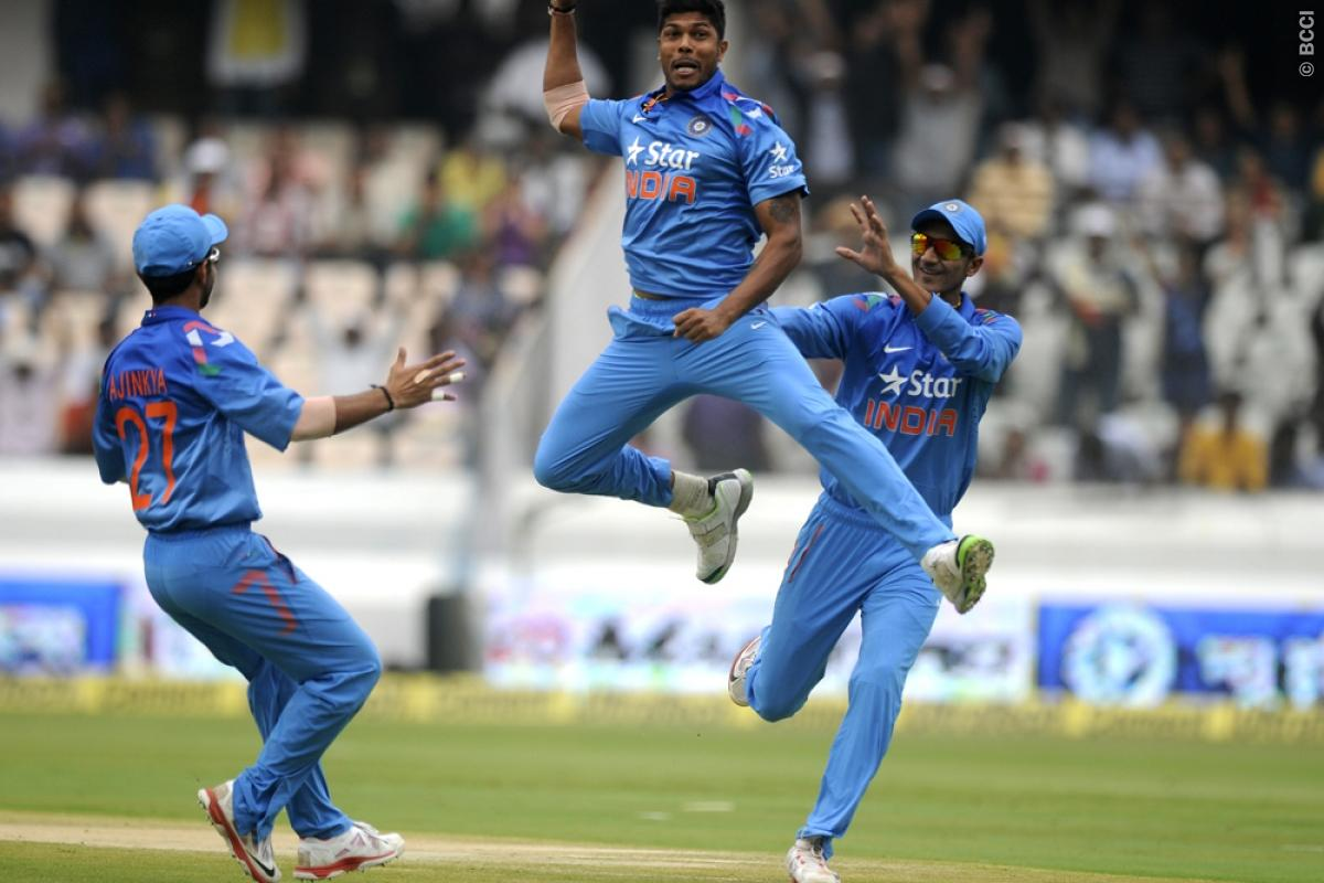 Has realized the importance of adding swing to speed  says Umesh YadavUmesh Yadav Bowling Action