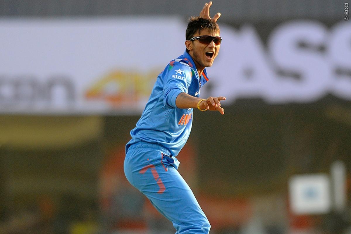 Axar Patel Replaces Ravindra Jadeja for 3rd Test