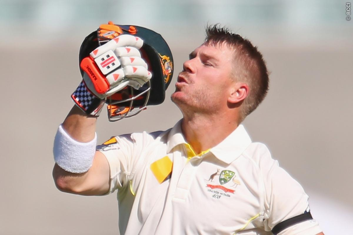 David Warner: Australia's Batsmen Need to Stand Up in India