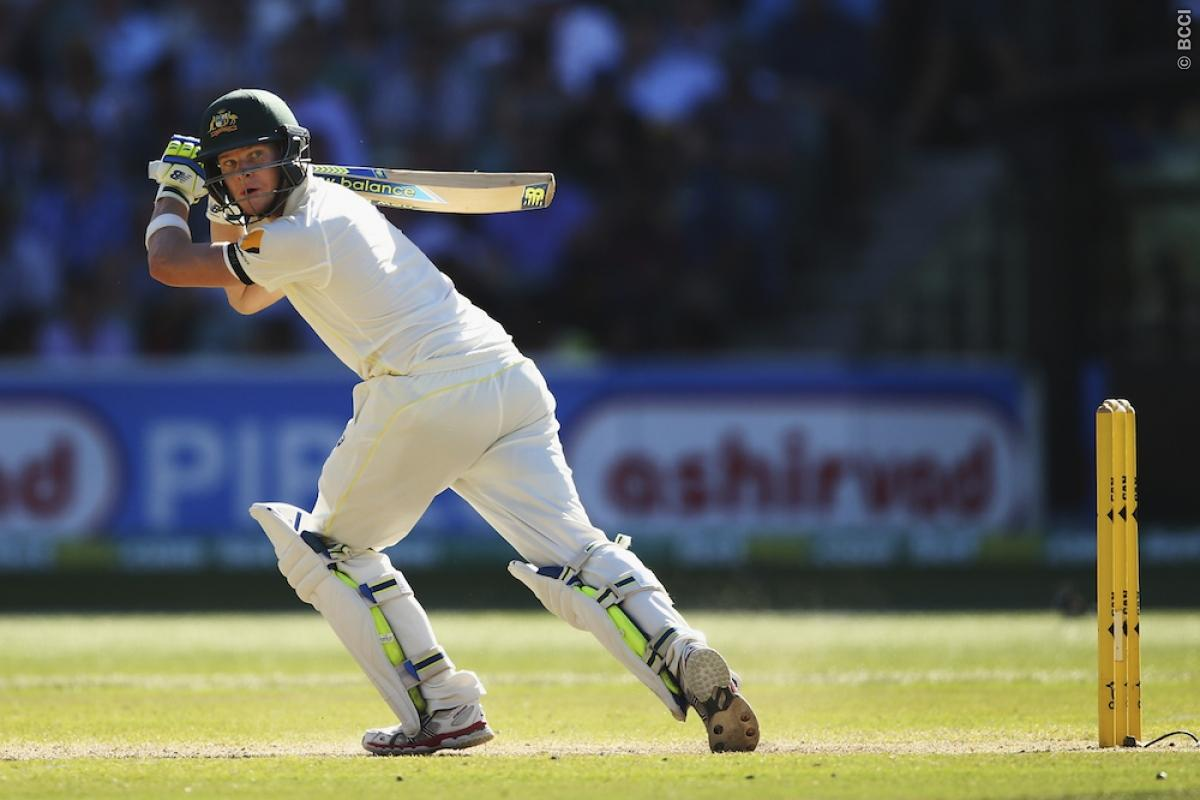 Ashes 2015: Steve Smith Holds Firm As Australia Make Steady Progress