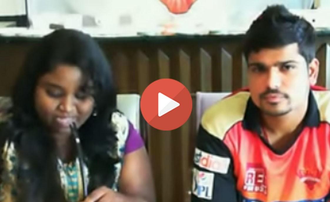 SunRisers Hangout with Karn Sharma