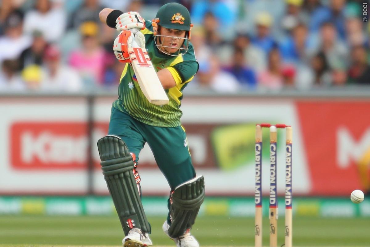Australia Start Their India Tour with Thumping Win