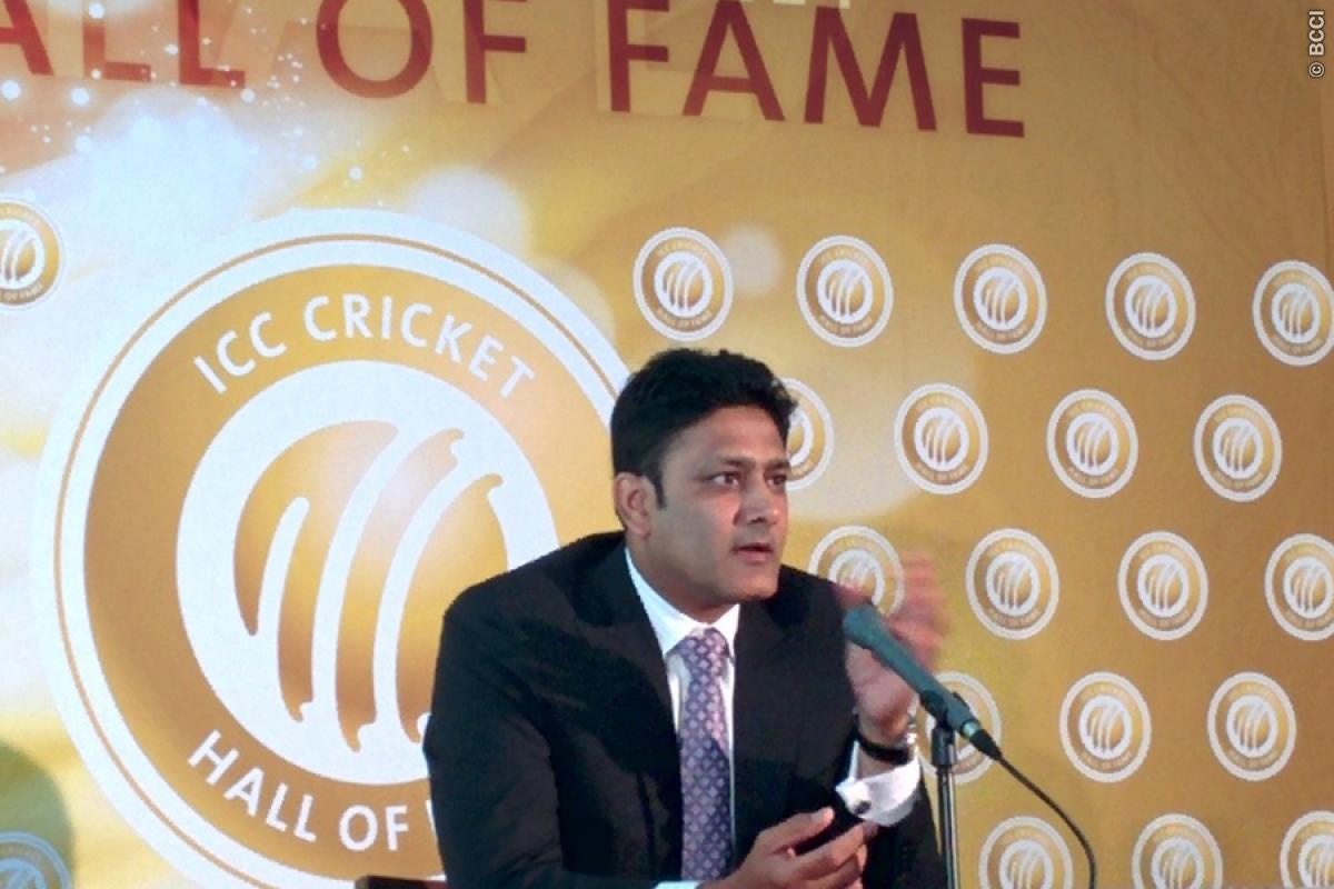Anil Kumble Front-Runner to Become Indian Cricket Team Coach