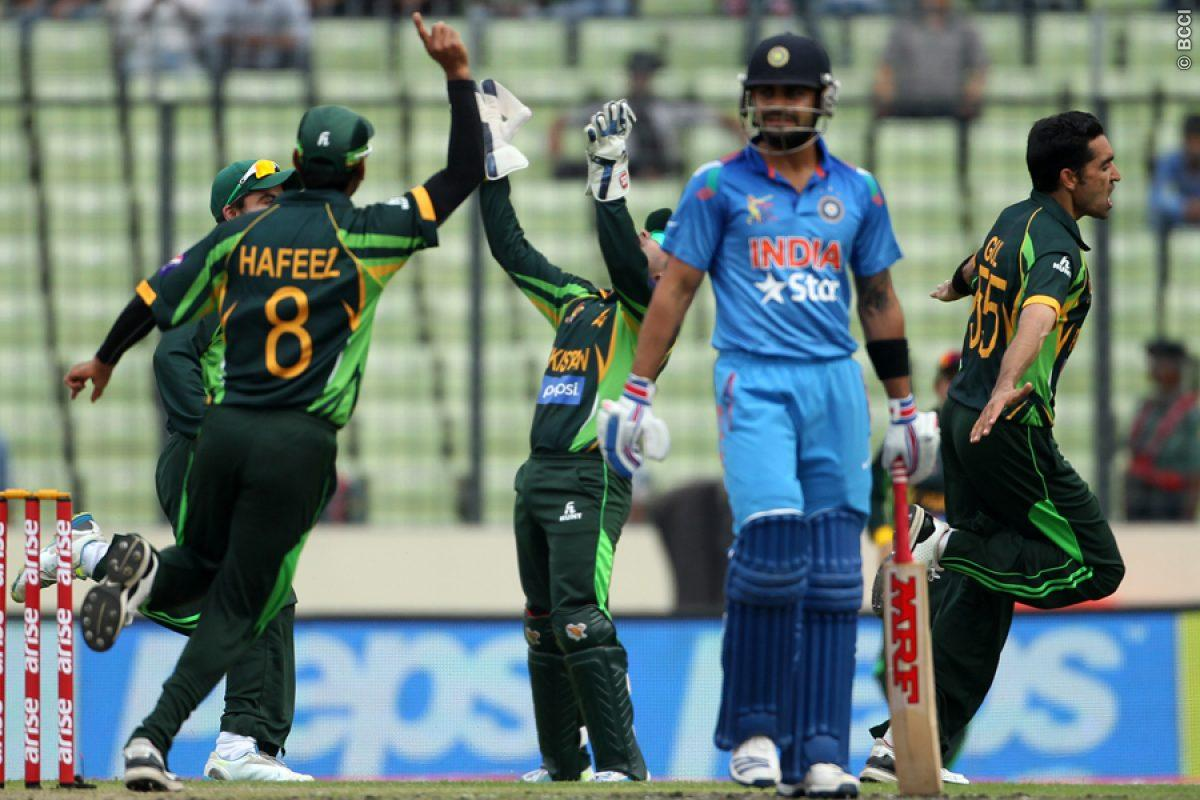 BCCI: Series with Pakistan After Government Approval