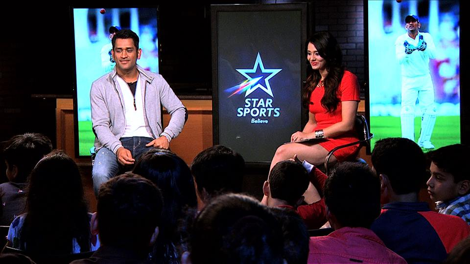 #BelieveTheMahiWay:  A very special interview of MS Dhoni