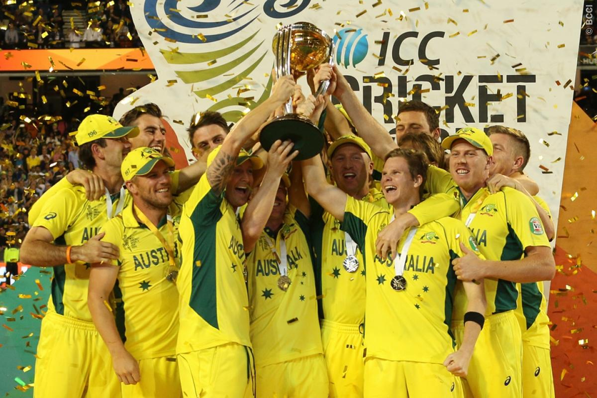 Michael Clarke 'over the moon' following World Cup triumph