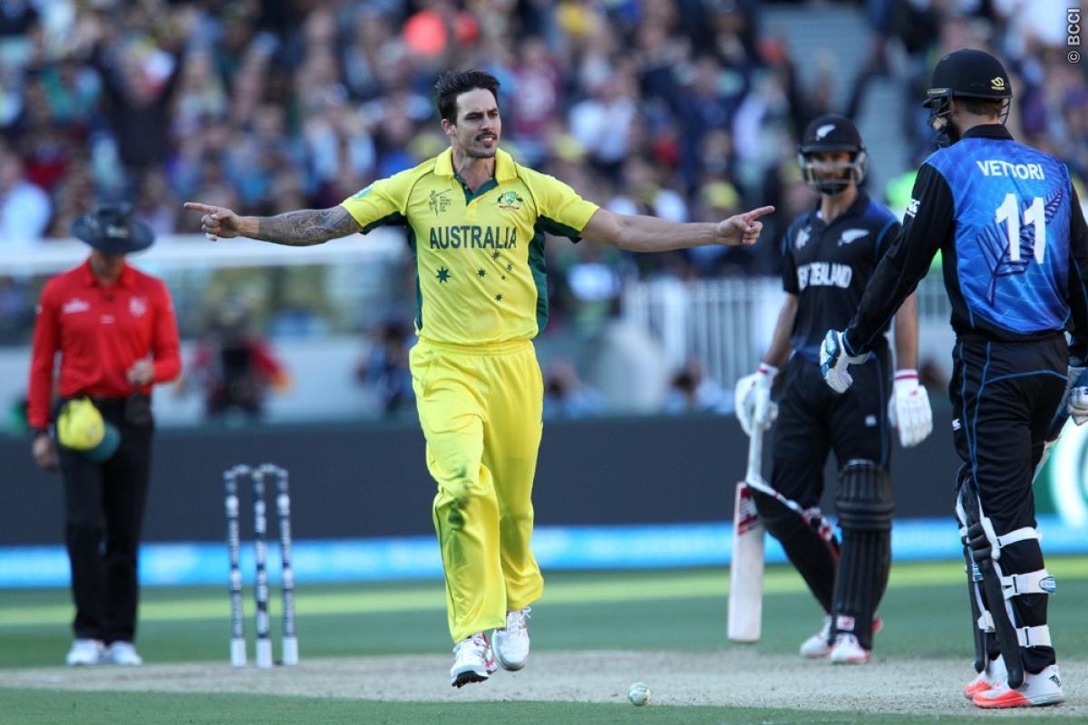 Black Caps surrender to Aussies pace, despite Elliott's fight