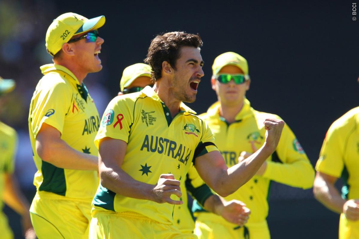Mitchell Starc to Miss ODI Series Against India