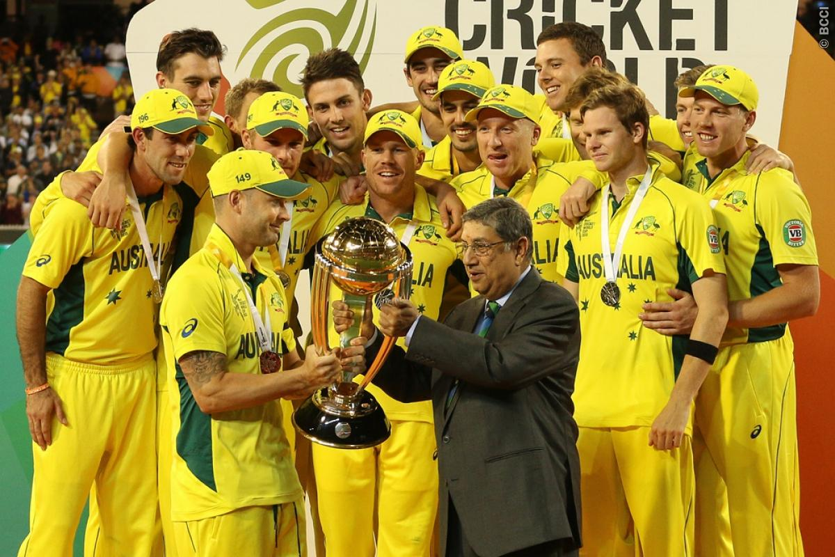 """ICC chairman hails ICC Cricket World Cup 2015 as """"most popular in history"""""""