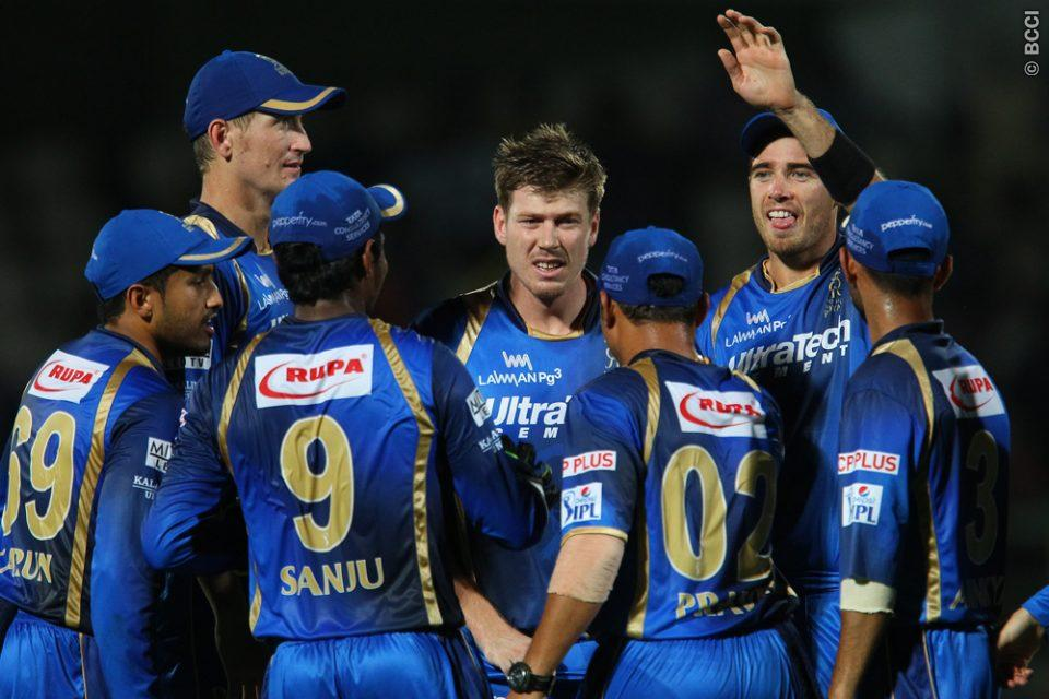 Royals have task cut out against CSK after four wins