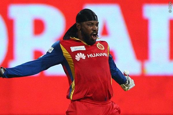 Chris Gayle storm blows away Kings XI Punjab in Bangalore - Drcricket7 ...