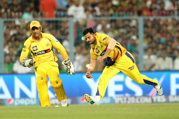 Suresh Raina on MS Dhoni: Not Competing with Former CSK Captain