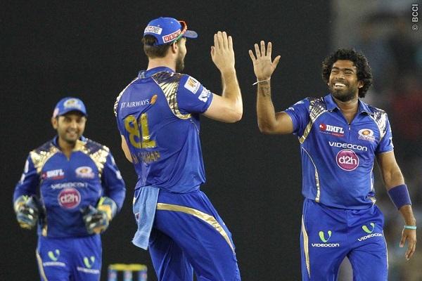 Mumbai Indians' Lasith Malinga to Skip Initial Phase of IPL 2016?
