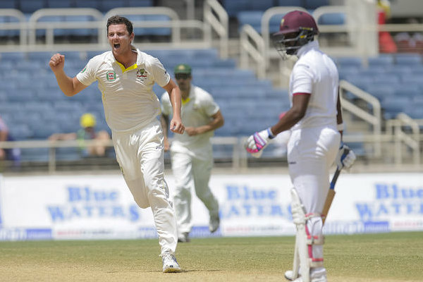 Quality bowling helps Australia complete series win over West Indies in Jamaica