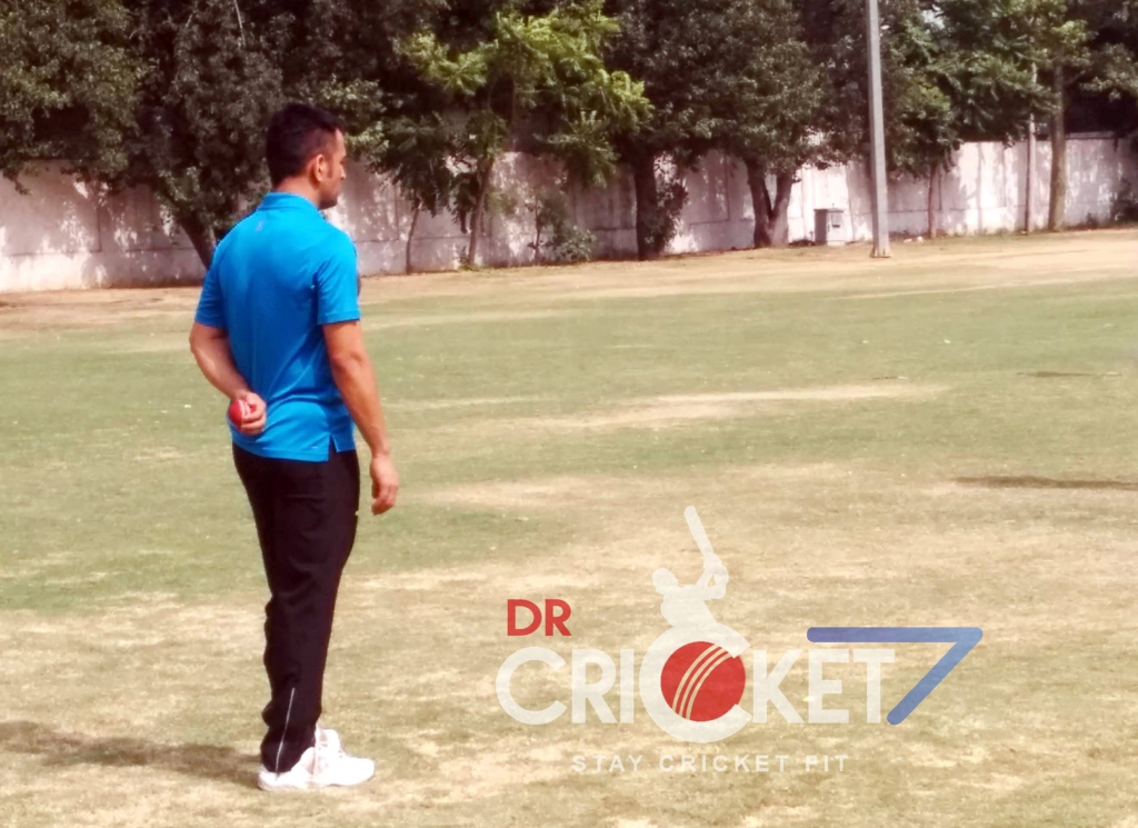 Exclusive: MS Dhoni practices ahead of Bangladesh tour [IMAGES]