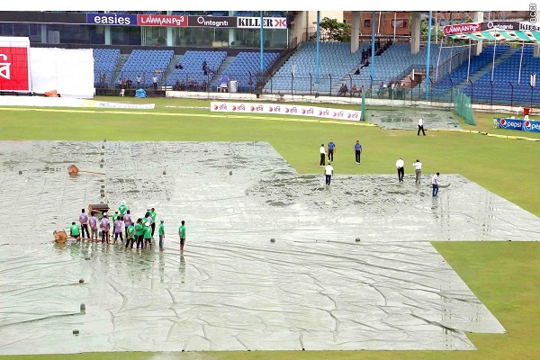 After one-off Test, Rain set to play spoilsport in Bangladesh-India ODI series