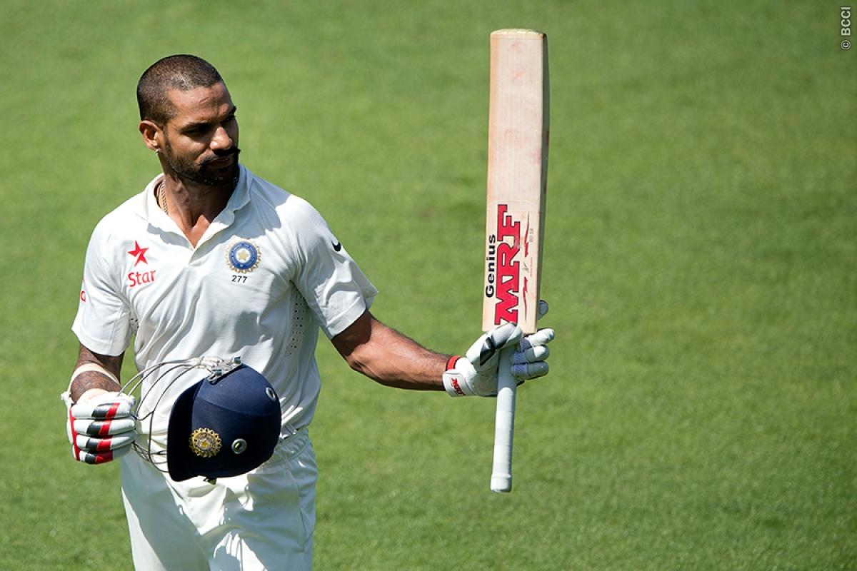 Sri Lanka Turn Around After Shikhar Dhawan Hundred