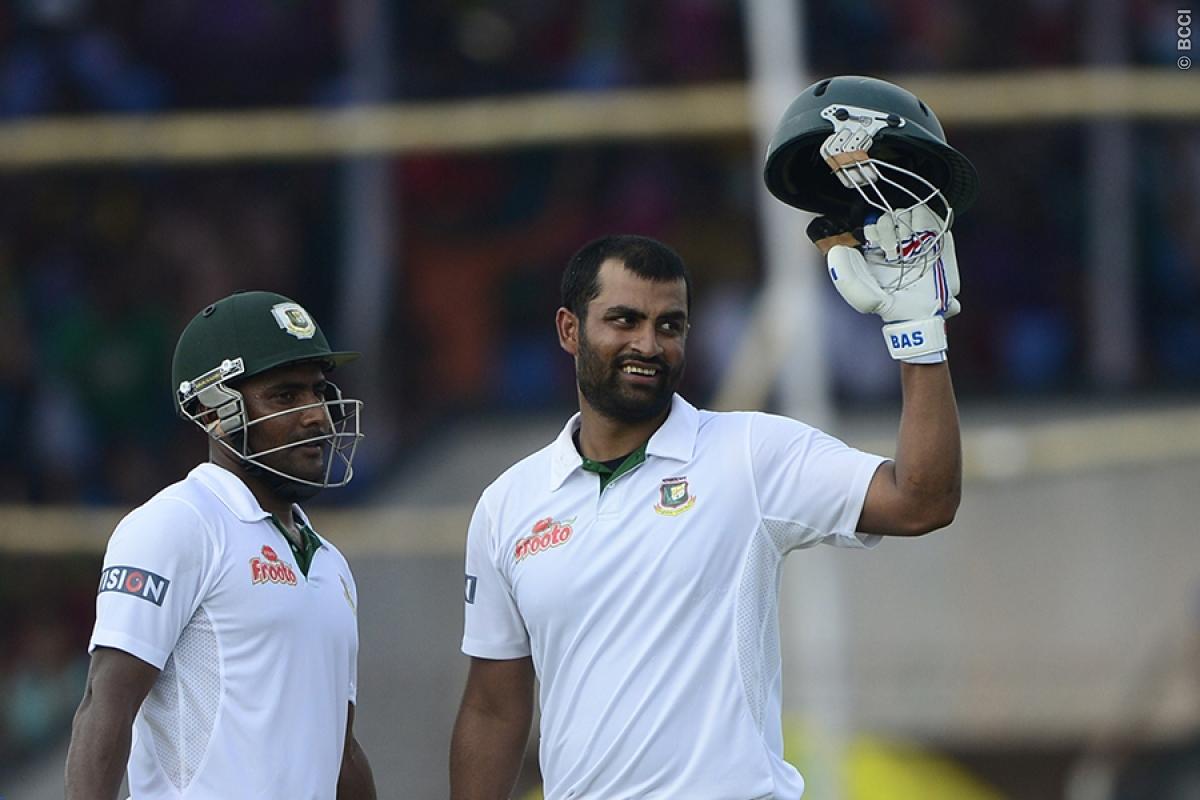 Bangladesh name squad for India Test