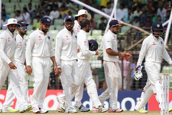 Indian Cricket Team Likely to Host Australia For Day Night Test