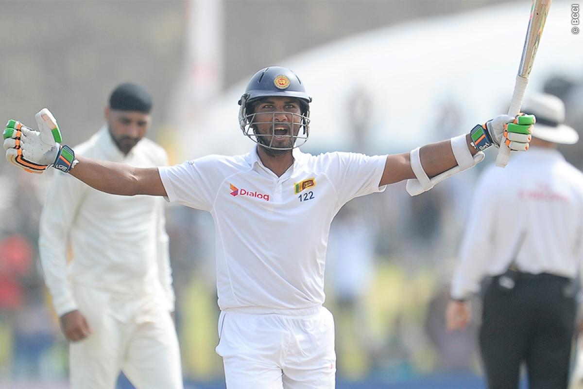Stunning Sri Lanka Hand Shocking Defeat to India in 1st Test