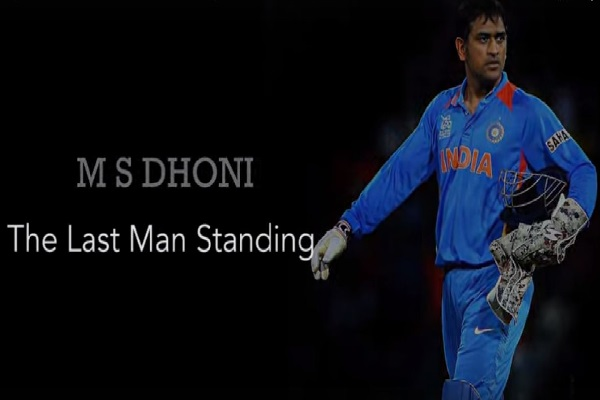 Top 4 Finishes by MS Dhoni - The Last Man Standing [VIDEO]