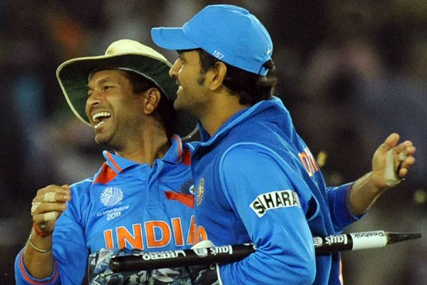 MS Dhoni is Extremely Calm, Positive, and Reads the Game Well: Sachin Tendulkar