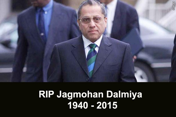 Cricketing Fraternity Will Miss Jagmohan Dalmiya Dearly, Says BCCI Secretary Anurag Thakur