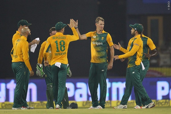 India vs South Africa: Proteas Register Thumping Win To Seal Series In 2nd T20, Despite Crowd Trouble
