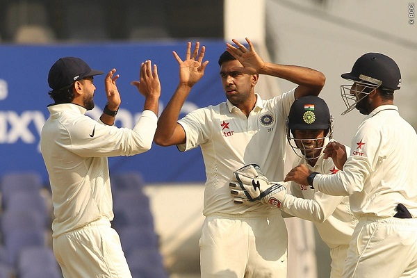 Team India Inches Close To Series Win Over South Africa In Nagpur Test