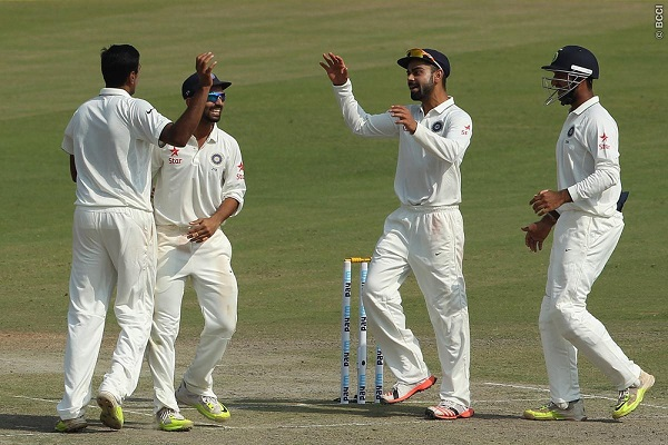 Ravichandran Ashwin Spins South Africa Out; Team India Gains Upper Hand With Cheteshwar Pujara