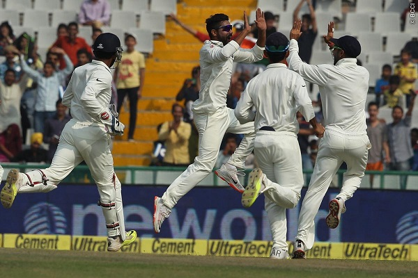 Ravindra Jadeja, Ravichandran Ashwin Weave Their Magic To Give India Series Lead Over South Africa
