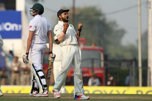 Virat Kohli Hails Ravichandran Ashwin, Batsmen In Nagpur Test Win