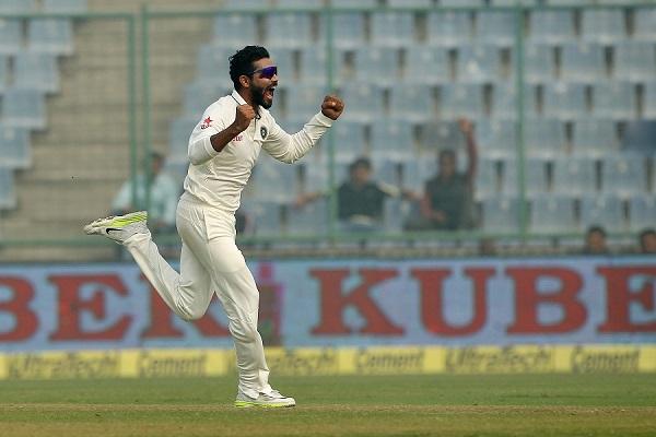 Ravindra Jadeja Breaks Into Top-10 Of ICC Test Bowlers Rankings