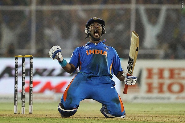 Yuvraj Singh Hopeful Of Repeating World T20 Win In India