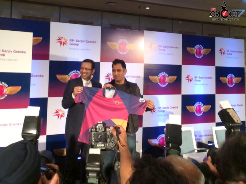 Rising Pune Supergiants Indian Premier League Official Jersey