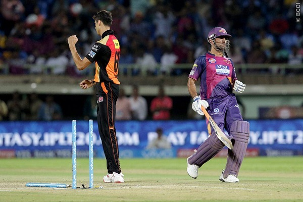 MS Dhoni's Rising Pune Supergiants Out of IPL Playoffs