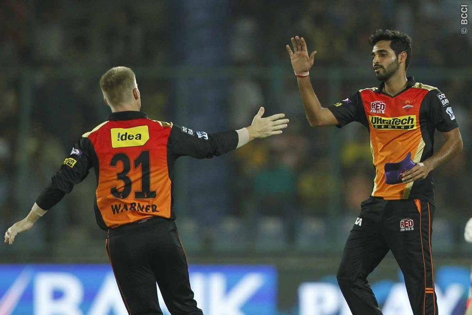 Bhuvneshwar Kumar Targeting Big Royal Challengers Bangalore Guns