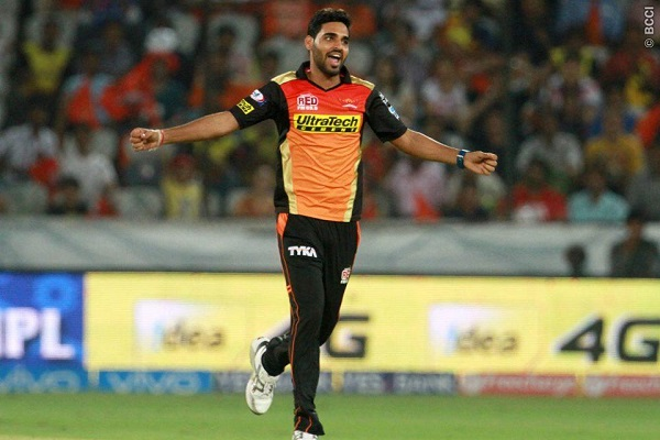 Bhuvneshwar Kumar Credits VVS Laxman for IPL Success