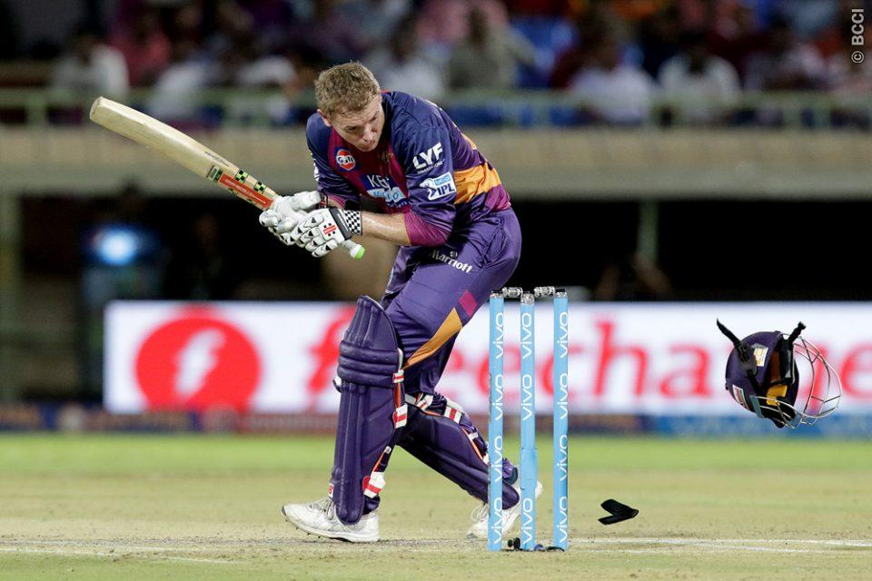 It was Like Getting Hit by Truck: George Bailey after Bouncer Scare