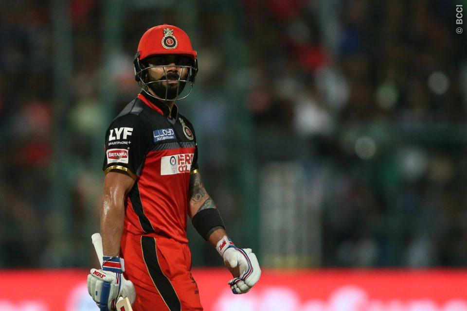 Virat Kohli Gutted for Failing to Cross the Line in IPL Final