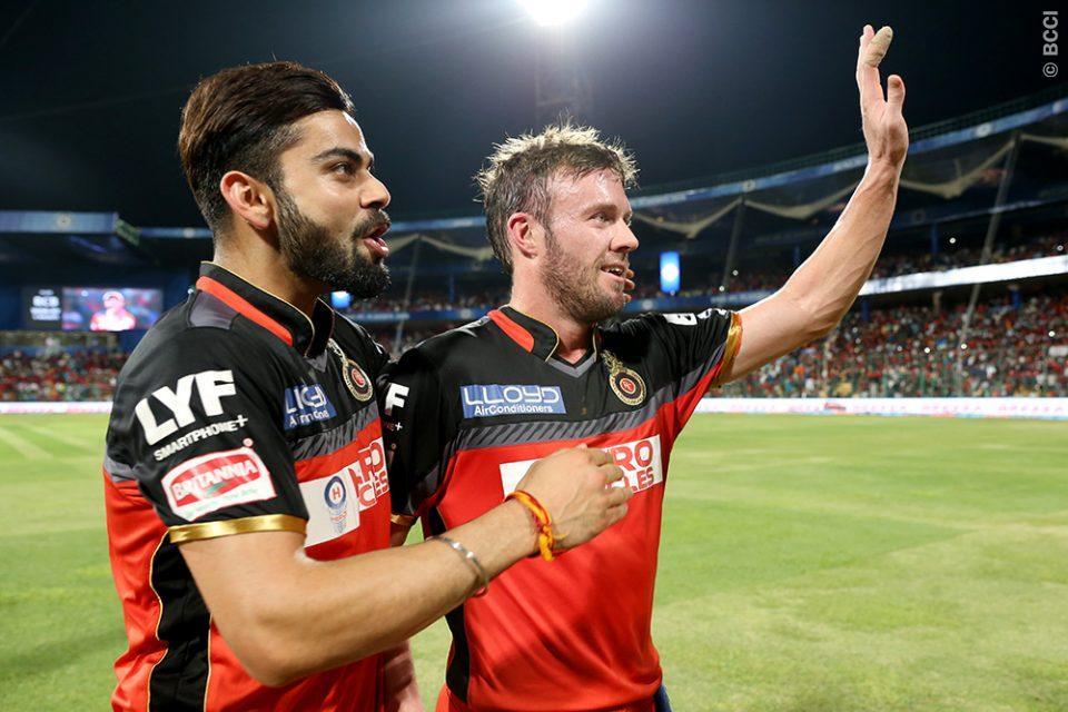 Who is the Best? AB de Villiers Ends the Debate: Virat Kohli