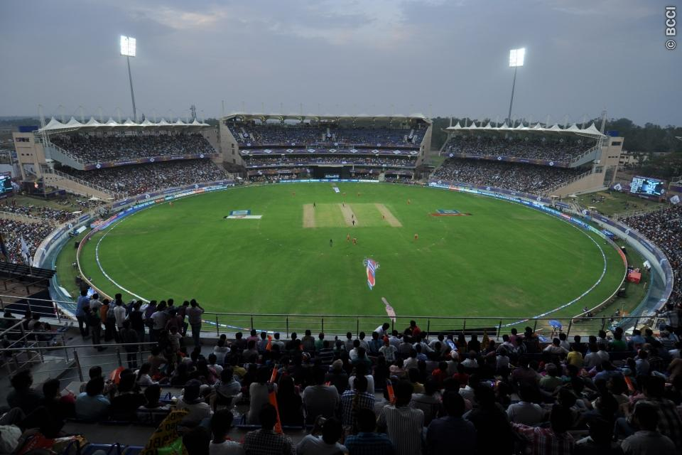 Rain Could Play Spoilsport at Eden Gardens
