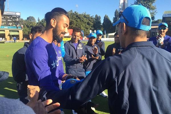 Zimbabwe vs India 1st ODI: KL Rahul, Chahal, Karun Nair Make Debut