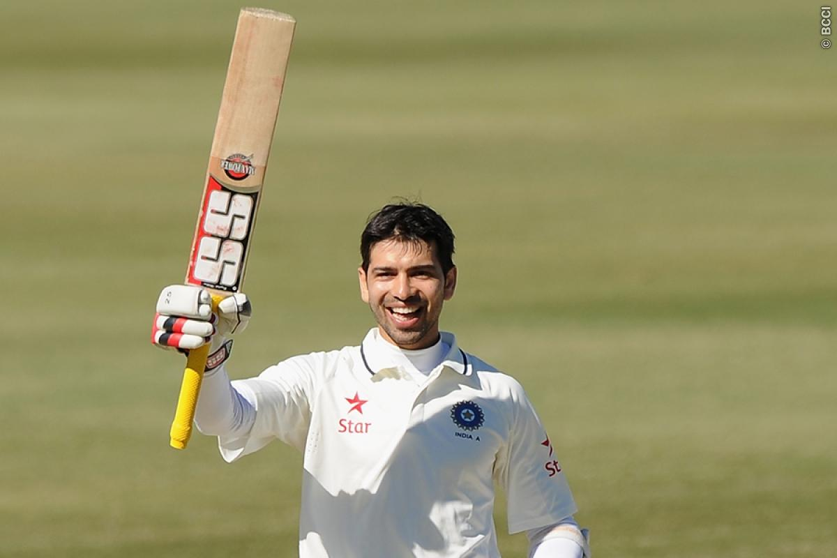 Naman Ojha to Lead 'India A' in Australia Quadrangular Series