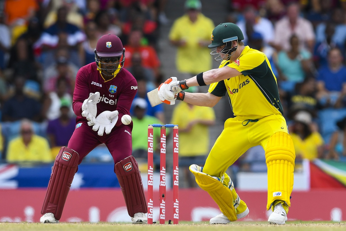 Steve Smith Satisfied After Scrapping to Win Over West Indies